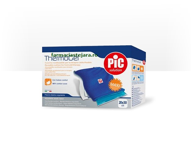 Pic Solution ThermoGel  Compresa cald/rece 20x30cm